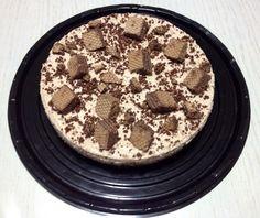 Cheesecake al wafer !