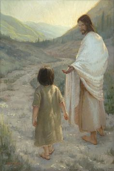 """Trust in the Lord"" - lds art - latter day saint - ""Trust in the Lord"" Christ Lds Jesus Christ Pictures, Jesus Christ Images, Jesus Pictures, Jesus Christ Lds, Jesus Pics, Resurrection Of Jesus, Savior, Paintings Of Christ, Jesus Painting"