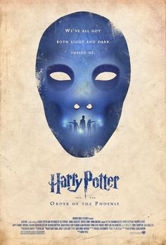Harry Potter OOTP Poster by ~adamrabalais on deviantART