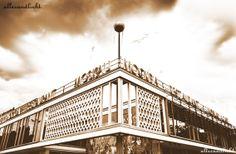 Cafe Moskau von AllesUndLicht auf DaWanda.com