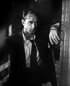 "Alan Ladd in ""The Blue Dahlia"" (1946)"