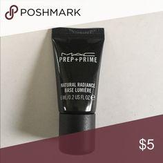 Mac Prep+Prime Base ~ pink ~ Brand new!!!! Sample size MAC Cosmetics Makeup Face Primer