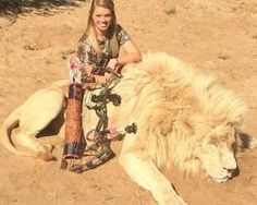 Nineteen year old Kendall Jones, from Cleburne, Texas, has been posting pictures of herself posing over the dead animals that she killed. - This 19 Year Old Cheerleader Hunts Endangered Animals Big Game Hunting, Trophy Hunting, Texas Cheerleaders, Jaguar, Hunting Pictures, Stop Animal Cruelty, African Animals, Animal Rights, Animal Welfare