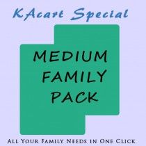 Medium Family Pack