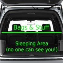 1000 images about minivan suv camping on pinterest campers truck toppers and suvs. Black Bedroom Furniture Sets. Home Design Ideas