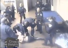 Funny how when one struggle to either defend themselves or to ward off an unjustified attack by Police it is considered resisting arrest . . . . http://newsone.com/2061222/ehad-halevi-aliya-institute-brooklyn/# . . .  Oh, incidentally, according to the Center's Director, Sara Feiglin, who runs the center, reportedly said that Haveli actually had permission to stay at the center. . . . . beatdown2-1014