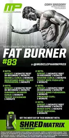 #83 Belly Fat Burner Workout, Tummy Workout, Fat Burning Workout, Fat Workout, Tummy Exercises, Workout Plans, Weight Workouts, Exercise Workouts, Chest Workouts