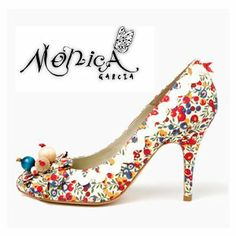 This shoe is different, but cute!!!