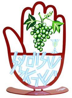 Cheers Hamsa Hand by David Gerstein