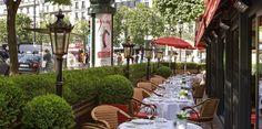 Hotel Fouquet's Barrière,  Champs Elysées - FOUQUET'S