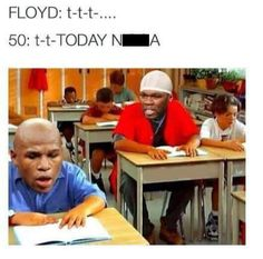 Funny Or Too Far? The Internet Destroys A Barely Literate FloydMayweather »   Bossip