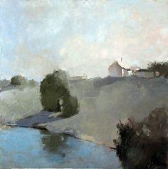Morning - Alexander Zavarin (b.1954) Belarusian painter
