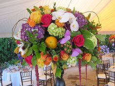 Steven Moore Designs Blog - journal I'm pretty much in love with these centerpieces