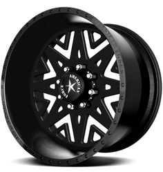 American Force Wheels Inferno SS8 - Black