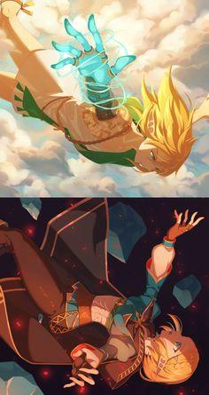 The Legend Of Zelda, Legend Of Zelda Memes, Legend Of Zelda Breath, Fan Art, Image Zelda, Character Art, Character Design, Hyrule Warriors, Link Zelda