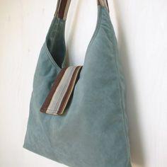 Lovely Seafoam bag