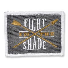 Check out the Fight in the Shade Morale Patch on the Art of Manliness Store!