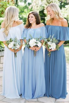 Long Bridesmaid Dress, Off Shoulder Bridesmaid Dress, Chiffon Bridesmaid Dress, Dress for Wedding, Simple Design Bridesmaid Dress, Floor-Length Bridesmaid Dress, LB0690 The long bridesmaid?dresses are fully lined, 4 bones in the bodice, chest pad in the bust, lace up back or zipper back are all available, total 126 colors are available. This dress could be custom made, there are no extra cost to do custom size and color. Description 1, Material: chiffon, pongee. 2, Color: picture color or…