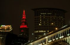Terminal Tower - Cleveland, OH 2-14-2015