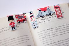 london bookmarks