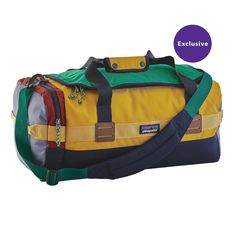 The Patagonia Arbor Duffel 30L is a classic duffel bag with a padded base to protect your belongings and haul your gear. Check it out.