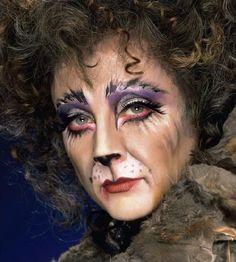 grizabella makeup - Google Search