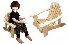 rocking chair en bois t pinterest. Black Bedroom Furniture Sets. Home Design Ideas