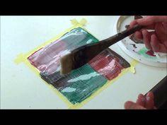 Acryle Spachteltechnik Kreative Momente German – alexscycle