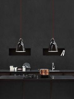 Black/Kitchen/Lighting