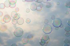 Bubbles by FluffyBlackBunny