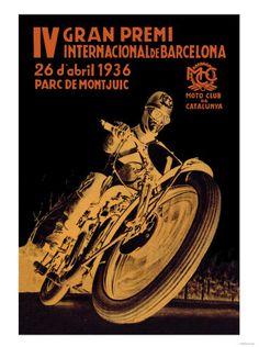 Grand Prix Barcelona - 1938