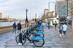 TFL London cycle hire | Minale Tattersfield Design Strategy Group