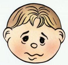 COSILLAS DE INFANTIL: Expresiones de la cara