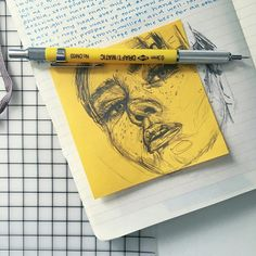 mellow yellow is my religion Arte Sketchbook, Drawn Art, Sketchbook Inspiration, Sketchbook Ideas, Mellow Yellow, Yellow Art, Art Inspo, Art Sketches, Art Reference