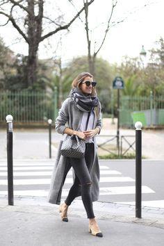 3. bartabac, bartabacmode, blog, blogger, moda, long coat, maxi coat, maxi abrigo, chanel, chanel shoes, lancaster, grey, gris, celine, céline, anine bing, paris, jpg