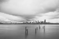Black and White Seattle | by Jared Atkins