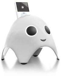 Speakal iBoo Stereo iPod Docking Station with 3 Speakers - Leave behind the ordinary iPod docks with this supernatural speaker system, boasting 15 spooky watts of sound and a universal iPod dock. Birthday Gifts For Teens, 16th Birthday Gifts, Gift For Music Lover, Music Lovers, Iphone Docking Station, Best Gifts For Boys, Ipod Dock, Geek Gadgets, Ipod Nano
