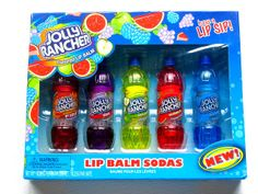 Jolly Rancher Lip Gloss set of 5 (naughty-but-nice) Tags: makeup pop icecream soda cosmetics lipgloss lipbalm Chapstick Lip Balm, Lipgloss, Eos Lip Balm, Lipsticks, Jolly Rancher, Make Up Geek, Gloss Labial, Candy Lips, Lip Gloss Set