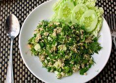 Rezept Chicken Laap aus Laos