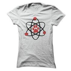 Atomic Kitty Symbol T Shirts, Hoodies. Check price ==► https://www.sunfrog.com/Pets/Atomic-Kitty-Symbol-T-Shirt-White-Ladies.html?41382 $19