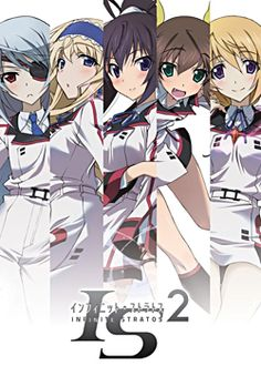 Fall 2013 IS Infinite Stratos 2 By 8bit Still Hoping For A