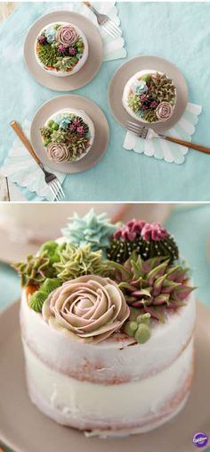 20 Blooming Spring-Inspired Cakes That Look Too Good To Eat!