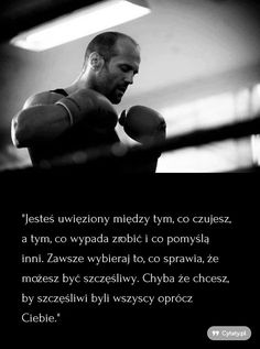 Jesteś uwięziony między... Motivational Quotes, Inspirational Quotes, Survival Life, Good Thoughts, Motivation Inspiration, Motto, True Stories, Wise Words, Quotations