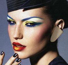 blue-yellow-eye-make-up.jpg (425×408)