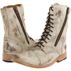 Bedstu boots - love the aged look; super awesome