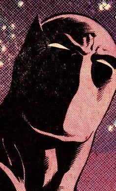Universo HQ: PANTERA NEGRA (MARVEL COMICS)