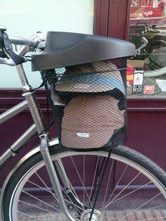 #cesta con candado y tapadera. para guardar tus efectos personales de los cacos y de la lluvia  http://www.avantum.info/cesta-con-candado