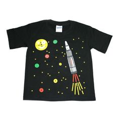 Rocket T-shirt by Silence for Tate Modern #Rocket #T_Shirt #Silence #Tate_Modern