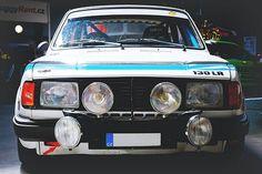 Let's race! #myclassicride #classiccar #skoda #skoda105 #skoda120 #skoda130lr…