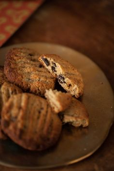 Biscuits_amandes_choco_coco©AnneDemayReverdy-2 Biscuit Cookies, Sugar Cookies, Healthy Cooking, Healthy Recipes, Baking Basics, Greens Recipe, Food Styling, Coco, Food And Drink